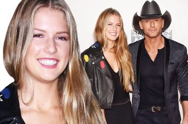 Maggie Elizabeth McGraw: The second daughter of the country power couple Tim McGraw and Faith Hill