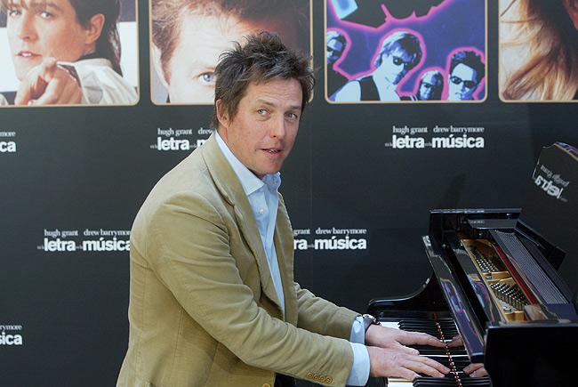 Hugh Grant piano