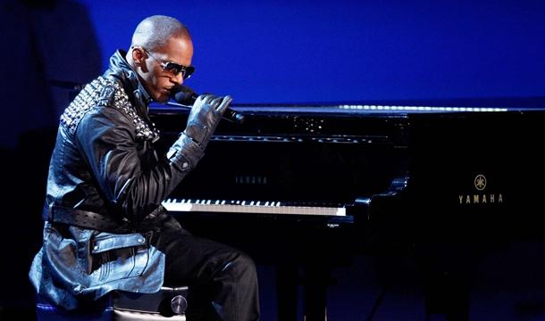 Jamie Foxx Piano