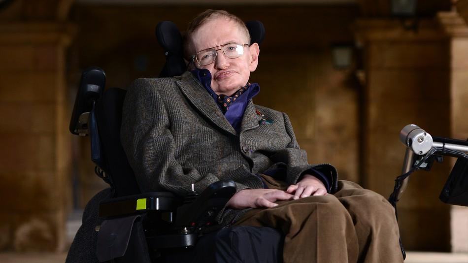 Timothy Hawking's dad Stephen