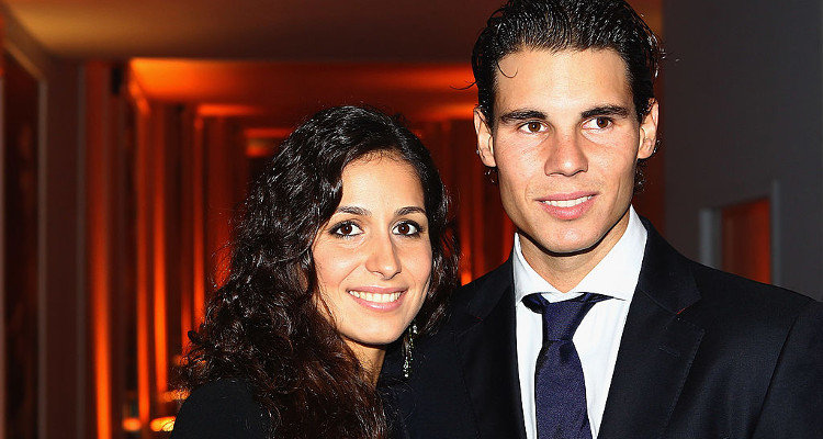 Rafeal Nadal and Girlfriend Xisca Perello