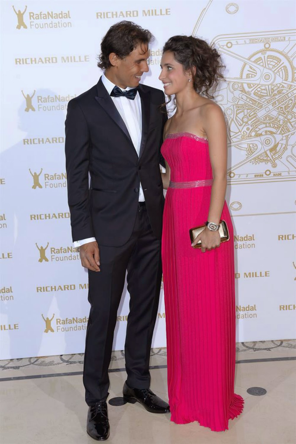 Xisca Perello engaged with Nadal