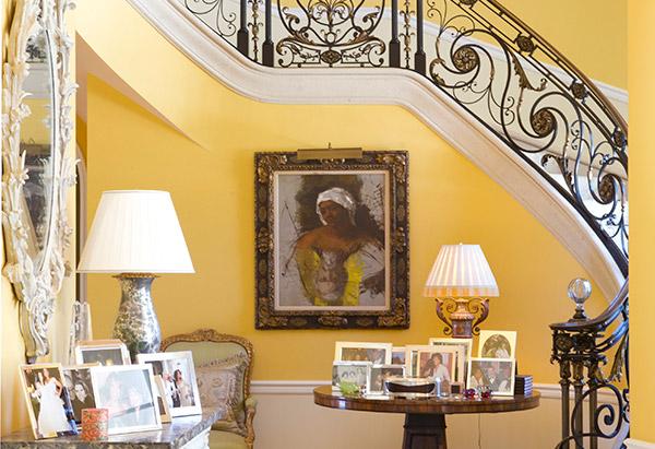 Oprah Winfrey Hallway