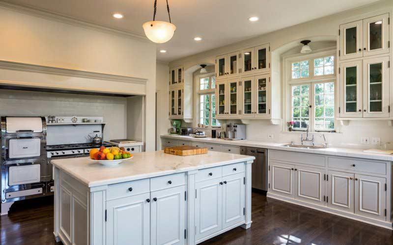 Angelina House kitchen