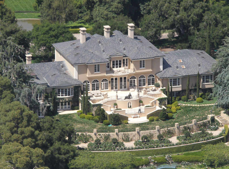 Oprah Winfrey House Montecito
