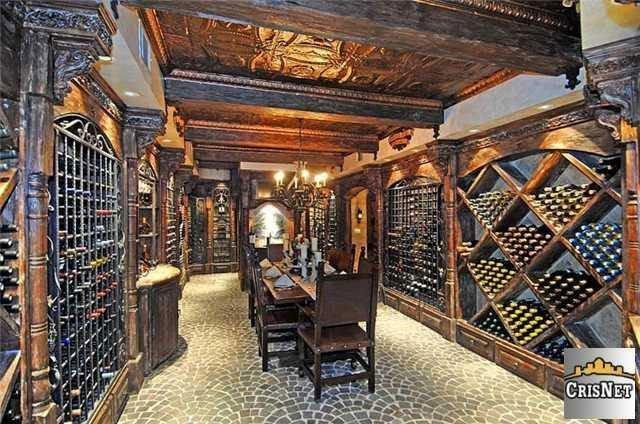 Drake House Wine Cellar