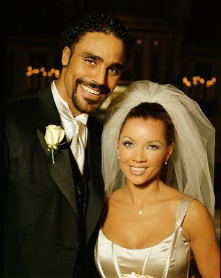 RickFoxandVanessa Williams