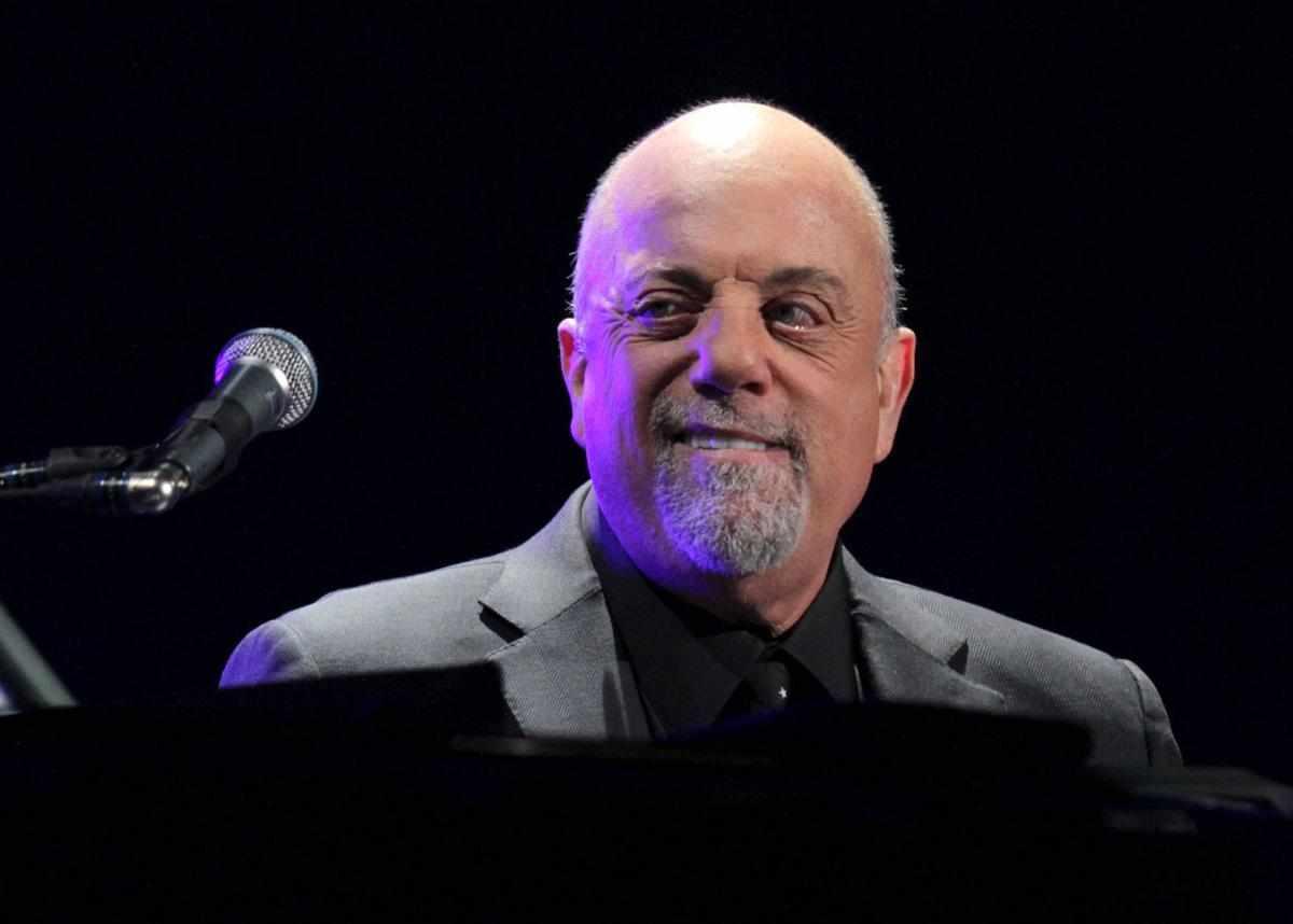 Alexis Husband Billy Joel