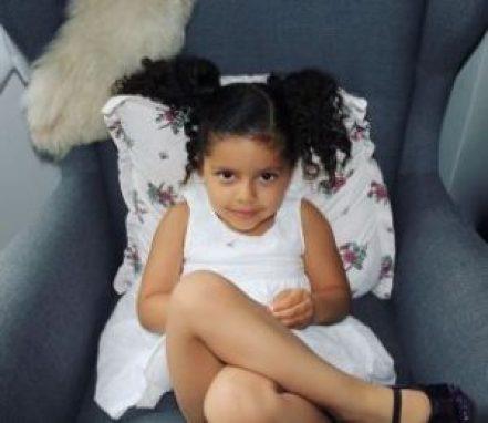 Christina Evangeline eldest daughter