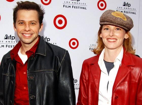 Sarah trigger with ex-husband Jon Cryer