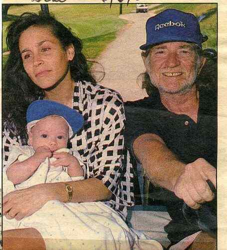 willie nelson and wife dangelo early days life