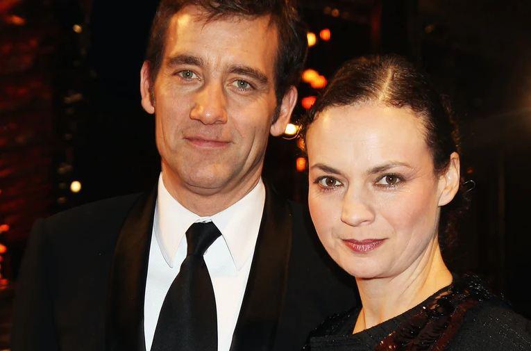 Sarah With husband