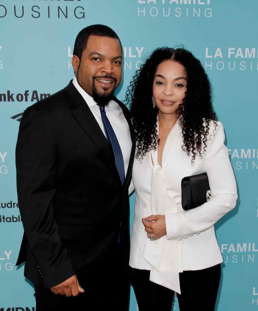 Kimberly Woodruff the wife of Ice Cube