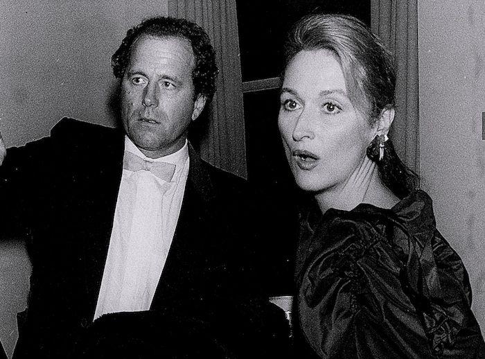 Don Gummer with girlfriend Meryl Streep